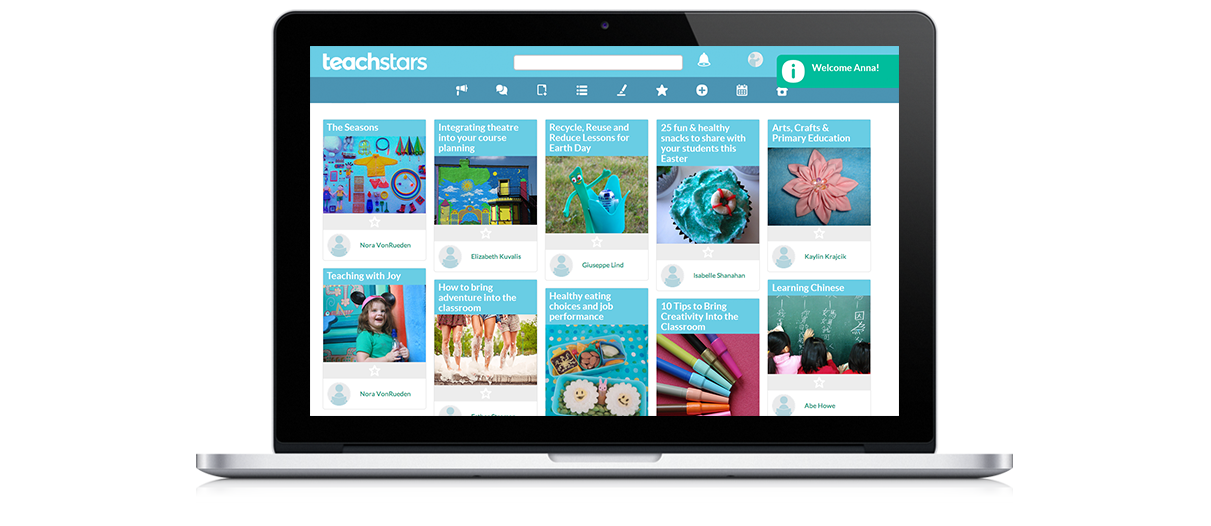 teachstars free classroom sites online gradebook and fun tools